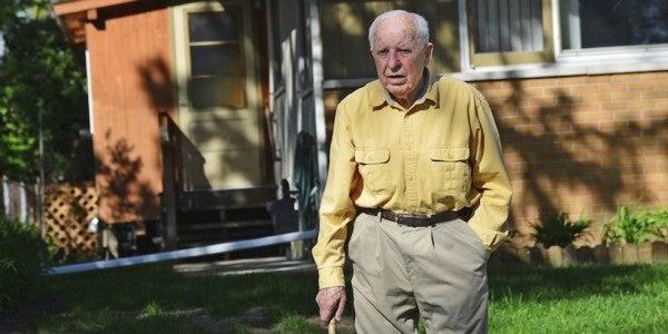 Minneapolis man exposed as commander of brutal Nazi-led unit dies at 100