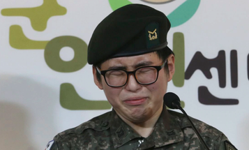 'I will continue to fight' — South Korea's first transgender soldier vows to oppose dismissal