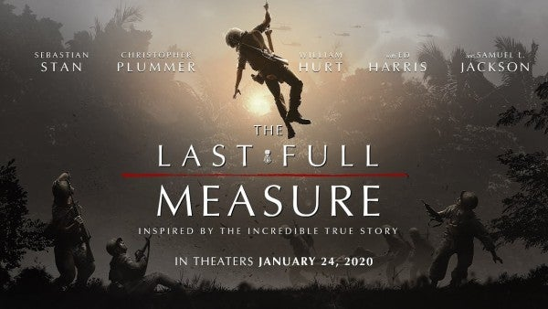 New Vietnam War movie 'The Last Full Measure' takes some well-deserved shots at the military's award process