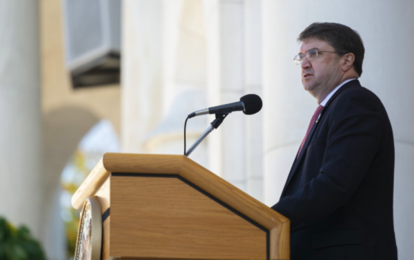 Secretary Robert Wilkie called an allegation of sexual assault at the VA 'unsubstantiated.' Investigators say it's not.