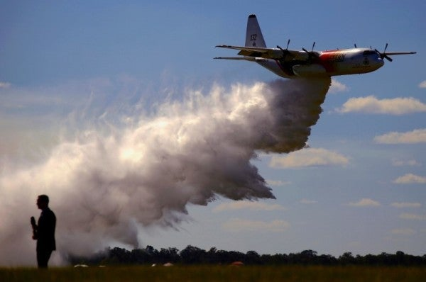 3 Americans killed after C-130 crashes while fighting Australia's brushfires