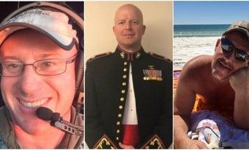 The 3 Americans killed in Australia bushfire crash were all military veterans