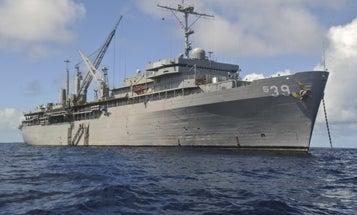 Navy reportedly investigating secret PornHub videos taken of sailors in a bathroom