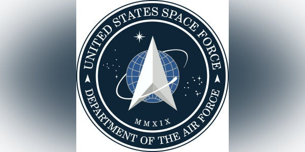 The US Space Force now has a logo