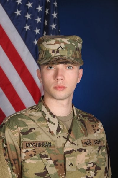 'He was our brother' — Soldiers honor Army PFC who died during basic training