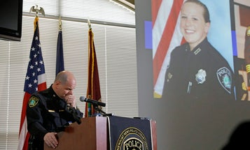 Navy veteran turned police officer killed in the line of duty in Virginia