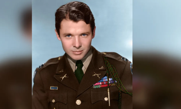 76 years ago, Audie Murphy earned his Medal of Honor with nothing but a burning tank destroyer's .50 cal and insane bravery