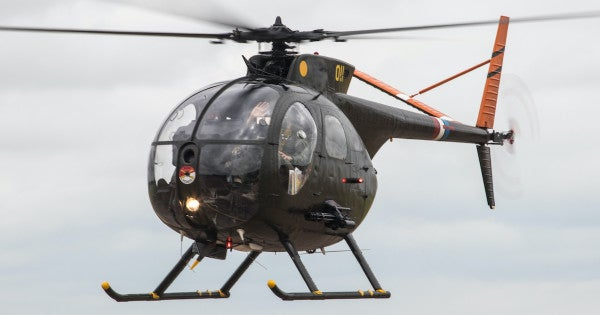 The Army thought it lost a Vietnam-era helicopter. It was never actually lost