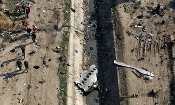 The Iranian military reportedly tried to cover up its downing of a Ukrainian airliner from Iran's own president