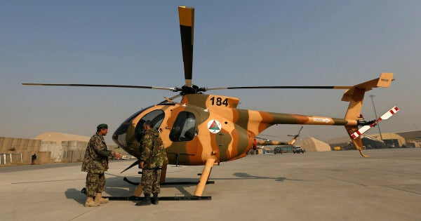 Afghan forces launch air and ground attacks on the Taliban, killing 51