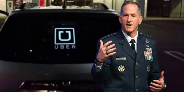 The Air Force is using Uber-like technology tomore efficiently vaporize bad guys