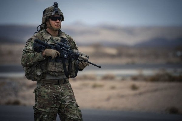 Esper won't rule out a troop drawdown in Africa as France urges the US to stay