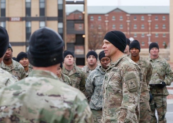 While the Army pours resources into Fort Wainwright after suicides, leaders stress one reminder: Look out for your teammates