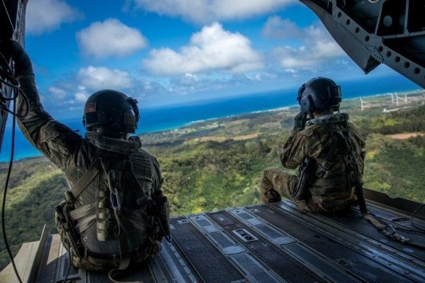 The Army is fanning out across the Pacific to make friends and counter China