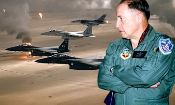 30 years after Desert Storm, an Air Force general says we've forgotten the lessons that made it so successful