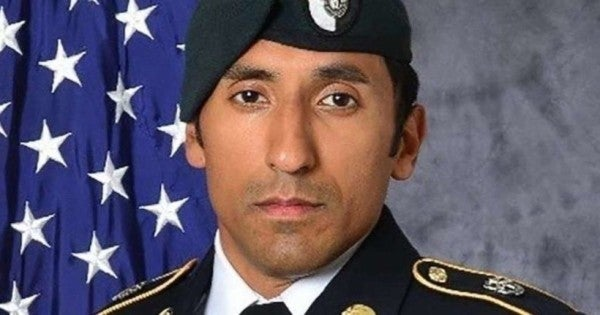 A Navy SEAL was promoted to chief petty officer two months after he allegedly killed a Green Beret