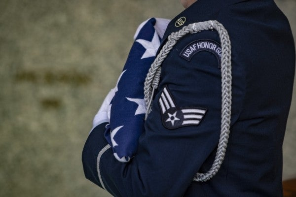 Second airman killed in Kuwait vehicle accident in as many days