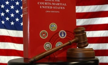 Military retirees can be court-martialed after all, appeals court decides