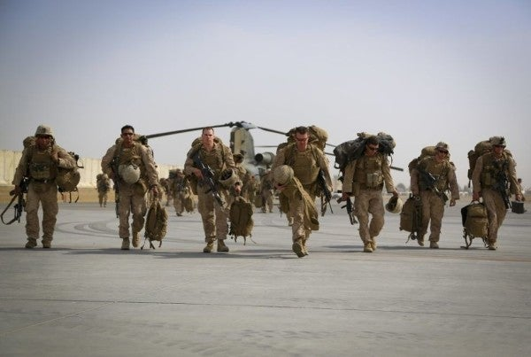 'The Afghanistan Papers' are being turned into a documentary and a scripted series