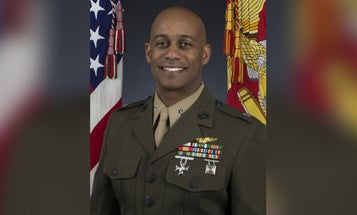 Marine Lt. Col. in charge of fighter squadron fired over 'poor judgment'