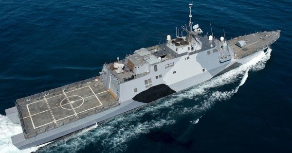 The Navy is officially sending 4 'little crappy ships' to an early retirement