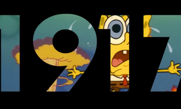 A 'SpongeBob SquarePants' version of '1917' exists and it is glorious