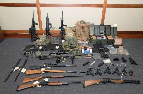 Coast Guard officer accused of plotting terror attacks gets 13 years in prison