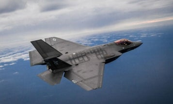 The F-35 is an overpriced lemon that doesn't work