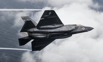 Navy F-35s, F/A-18 Super Hornet among jets performing Super Bowl flyover