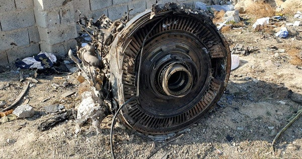Ukraine claims recording shows Iran knew immediately it had shot down plane
