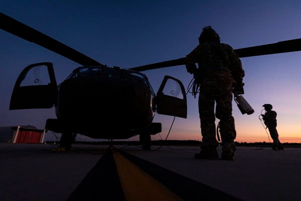 Army pilots are getting their first incentive pay raise in almost 20 years
