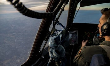 'Our training is exceptional' — How a Dover aircrew worked together to overcome a mid-flight medical crisis