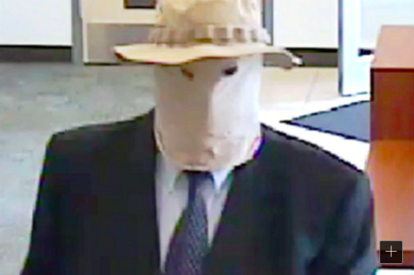 The humble rise and disgraceful fall of 'Straw Hat Bandit,' a Navy vet who robbed banks to pay rent and dental bills