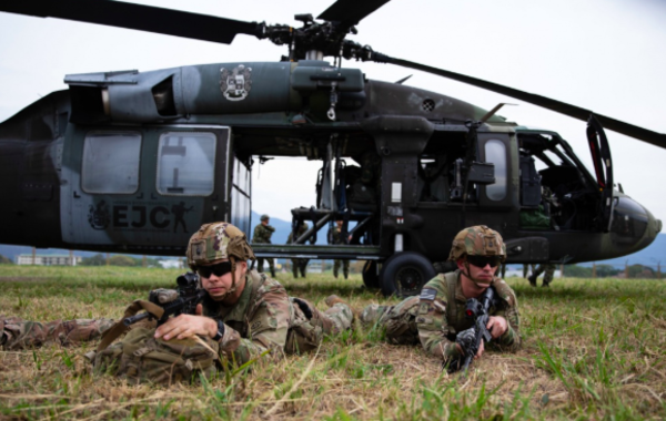 The Army is now letting soldiers choose their assignments, and leaders say it's going smoothly