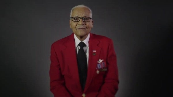 A powerful new Air Force video pays tribute to Brig. Gen. Charles McGee and the Tuskegee Airmen