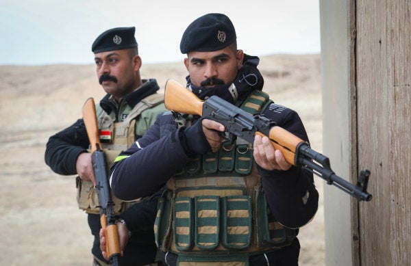 Iraq is considering deeper military ties with Russia amid strained relations with the US