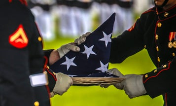 Marine killed in 1943 is finally coming home, and getting the funeral he deserves