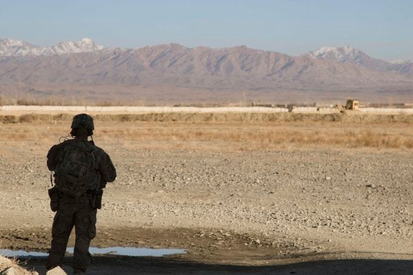 Casualties reported after US Special Forces team ambushed in Afghanistan