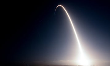 The Space Force is asking for a small piece of the Pentagon's war chest
