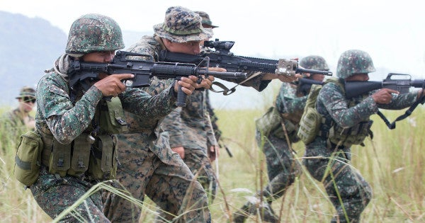 The Philippines cancels major security pact with the US