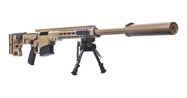 US military snipers are amped to get their hands on the rifle that the Army, Marine Corps, and SOCOM all want