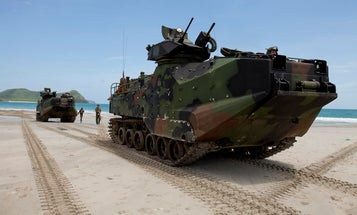 Marine Corps amphibious assault vehicle involved in deadly mishap was set to be replaced a decade ago