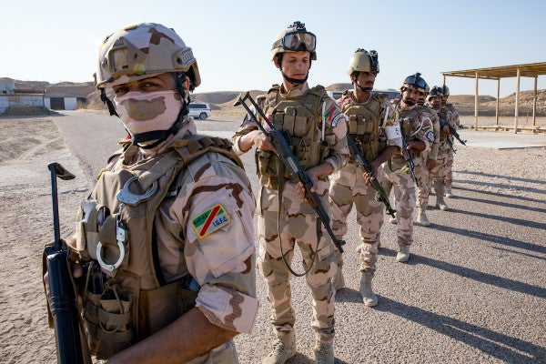 NATO is willing to expand its training mission in Iraq to meet Trump's demand