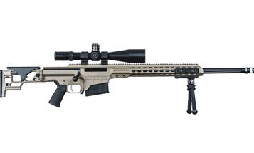 The Army is officially doubling down on a brand new sniper rifle