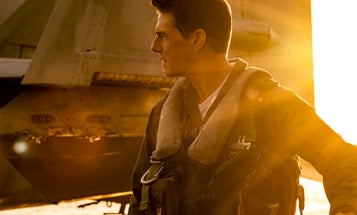 The Navy is negotiating to get advanced screenings of 'Top Gun: Maverick'