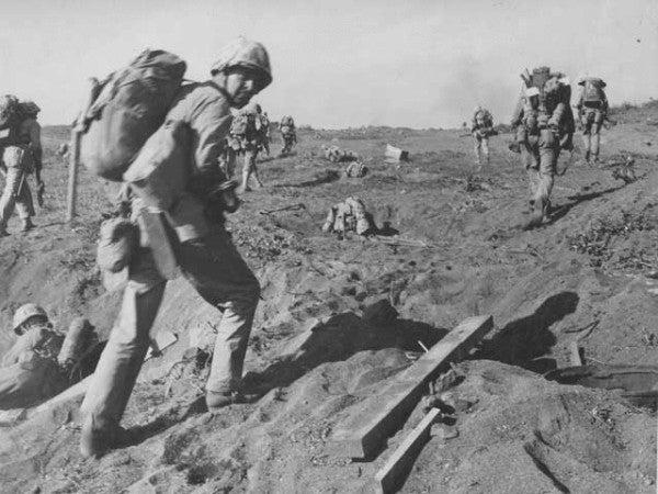 75 years later, Iwo Jima Marines and sailors recall the bloody battle