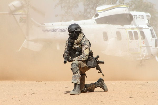 US and partner forces kick off annual exercise to better counter violent extremism in Africa