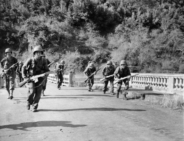 'It wasn't enjoyable at all' — How a civilian photographer shot some of the bloodiest battles of WWII