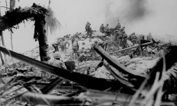 77 years later, remains of Kansas Marine killed in WWII Battle of Tarawa finally identified