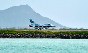 Airman dies while scuba diving in Hawaii